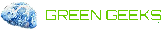 Green Geeks - The geek shall inherit the earth